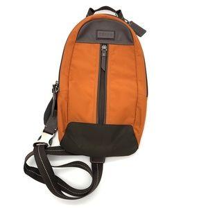 Coach Varick Nylon Sling Backpack Travel Bag